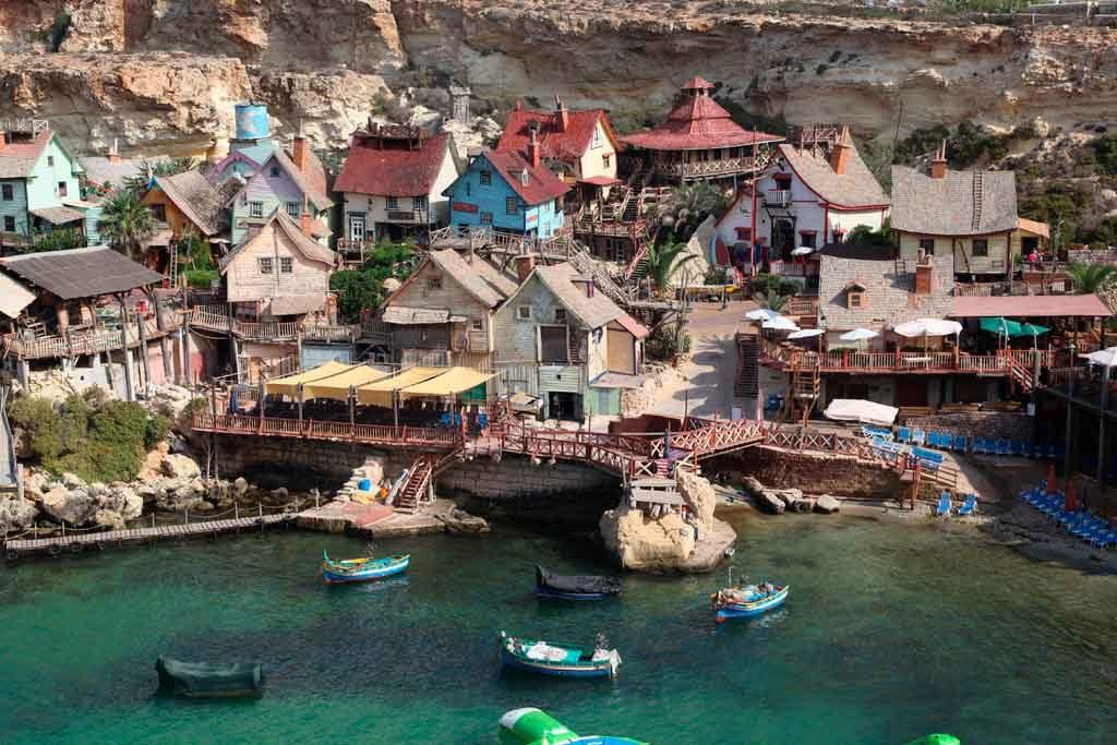 Popeye-Village-1024x683 Dicas de viagem para Malta