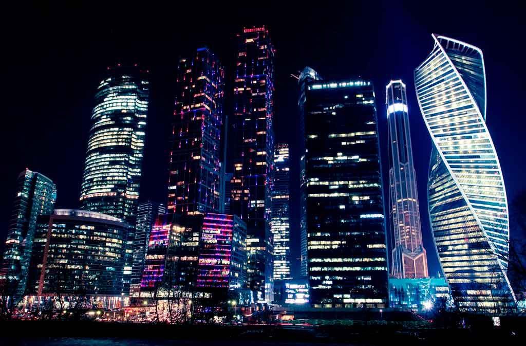 Russia-Moscou-a-noite-1024x673 Turismo na Rússia: quando ir, documentação e cidades turísticas