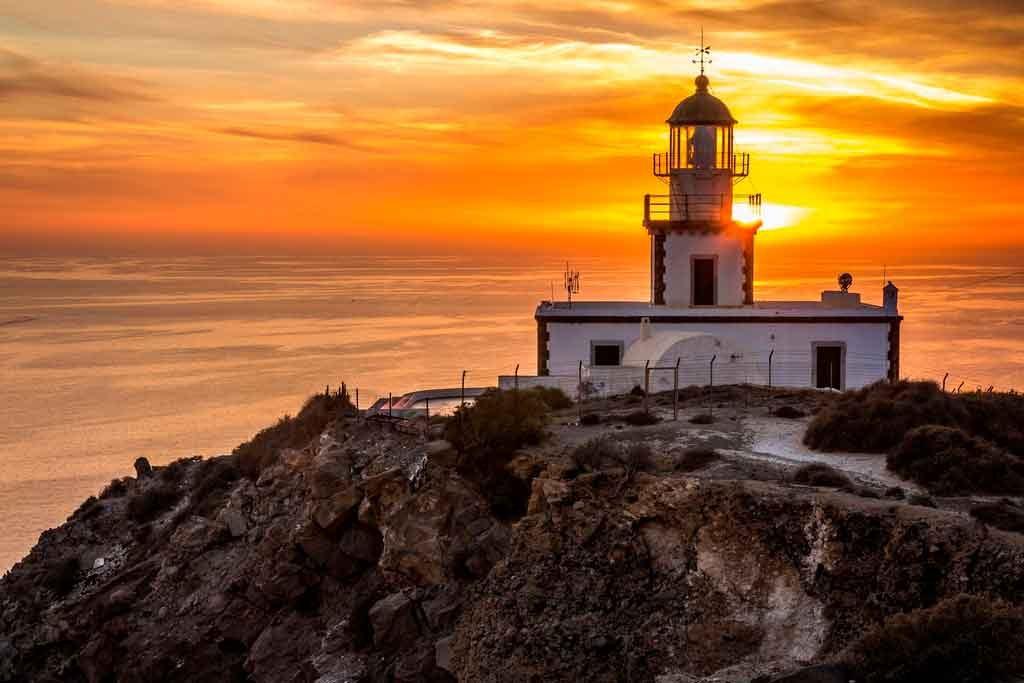 Santorini-1024x683 Roteiro de viagem para Grécia