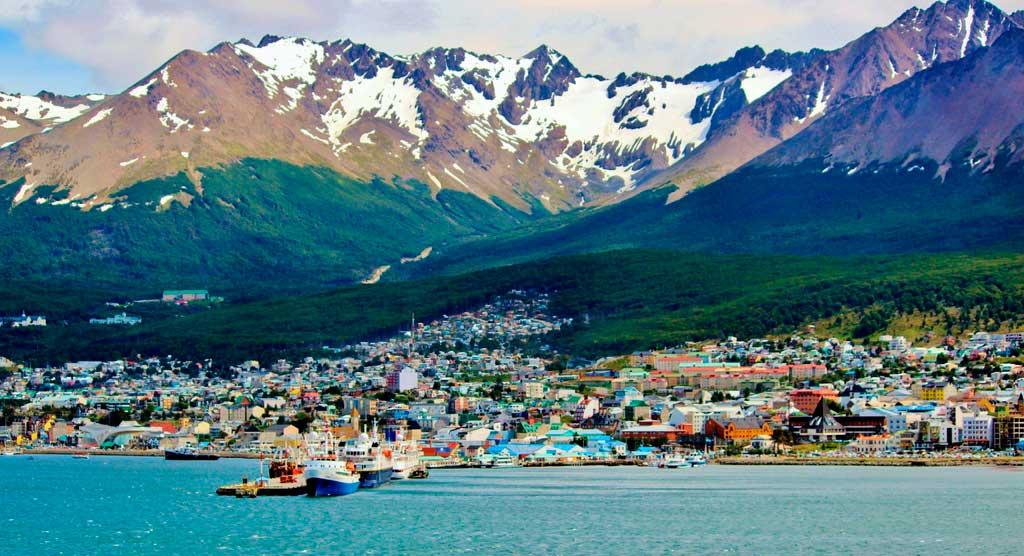 ushuaia-Turismo-na-argentina Turismo na Argentina: quando viajar, mapa e cidades turísticas
